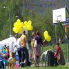 Festyn dla sie na osiedlu Kormoran