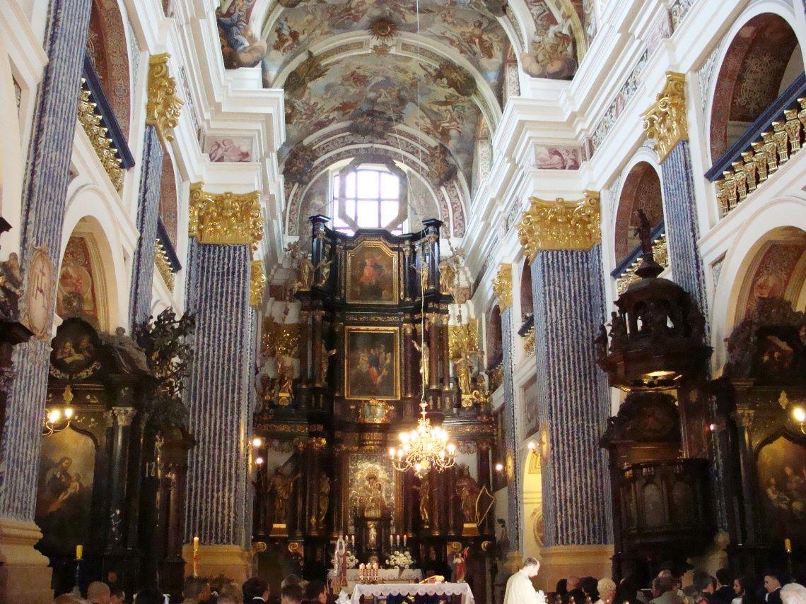 święta Lipka Sanktuarium Maryjne Zdjęcie 34102 Moje Mazury