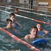 Kandyty: zajęcia na basenie