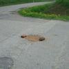 Dziury w drodze