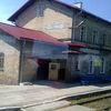 Stare Juchy: dworzec kolejowy