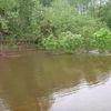 Rzeka Konopka wystąpiła z brzegów