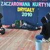 SP Kumielsk podczas rywalizacji na I festiwalu Teatralnym w Drygałach