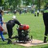 Zawody pożarnicze w Barcianach