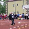 Bartoszyce: ukraińska szkoła ma nowe boisko