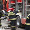 Dym w gimnazjum, uczniowie ewakuowani
