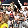 Bezpieczne Wakacje - Festyn na plaży miejskiej