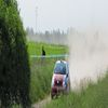 Miłki: rajd Polski 2010