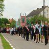 Procesja Bożego Ciała w Kiełpinach