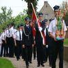 Poświęcenie kapliczki w Łąkorzu