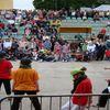 Lokalne zespoły bawiły publiczność w Biskupcu Pomorskim