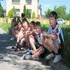 Biegi przełajowe w Tuszewie