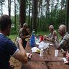 Prace społeczne nad jeziorem Niecierze
