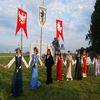 Rycerz średniowieczny wzorem współczesnego harcerza