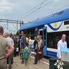 Pierwszy kurs pociągu relacji Olsztyn Główny-Pisz-Ełk