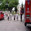 WOŚP zagrała ze strażakami dla powodzian