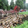 Wypadek na krajówce w Kołodzijkach