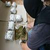 Braniewo, 8 kg marihuany