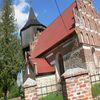 Gotycki kościół w Sułowie