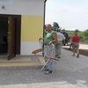 Techniczne otwarcie świetlicy w Surminach