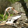 Pojechali pomóc powodzianom