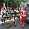 Wypadek pod Olsztynem