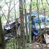 TIR uderzył w drzewo na DK 51