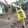 Ruiny kamienicy pod ulicą Wojska Polskiego