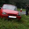Wypadek na trasie Kaliszki-Pisz