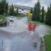 Po ulewie na ulicy Tuwima i Iwaszkiewicza