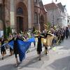 Biskupiec: marsz Godności