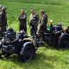 Wilimowo: zjazd pojazdów militarnych
