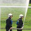 Powiatowe zawody sportowo- pożarnicze w Kozłowie