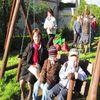 Piknik integracyjny w Omulu