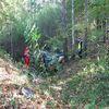 Wypadek pod Spytkowem