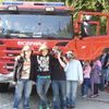 Strażacy w Zespole Szkół z Ukraińskim Językiem Nauczania w Bartoszycach