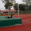 Zawody lekkoatletyczne w Lidzbarku Warmińskim