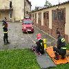 Najtwardszy strażak powiatu