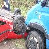 Wypadek na trasie Orzysz-Mikołajki