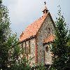 Zimna Woda: kościół św. Huberta