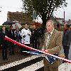Oddano do użytku wyremontowane drogi w Płośnicy