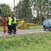 Wypadek na trasie Olsztyn-Szczytno