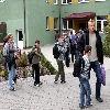 Radzanów: Strażacy ćwiczyli ewakuację szkoły
