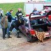 Wypadek na DK 16 pod Biskupcem
