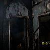 Dębiny, pożar domu