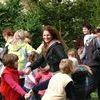 Frombork, piknik w przedszkolu