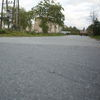 Tak wygląda droga w Zagajach