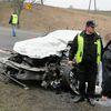 Tragiczny wrzesień na drogach powiatu ostródzkiego