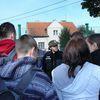 Lelkowo, Straż Graniczna — odwiedziny uczniów