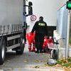 Starsza rowerzystka potrącona przez ciężarową scanię
